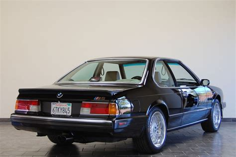 1988 bmw m6 series 1988 bmw m6 german cars for sale blog