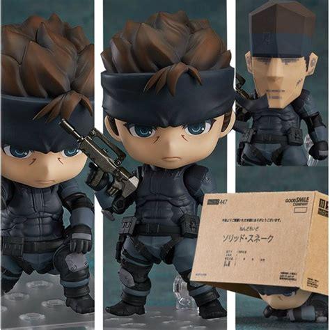 Dpk093 Nendoroid Metal Gear Soloid Solid Snake metal gear solid nendoroid no 447 solid snake