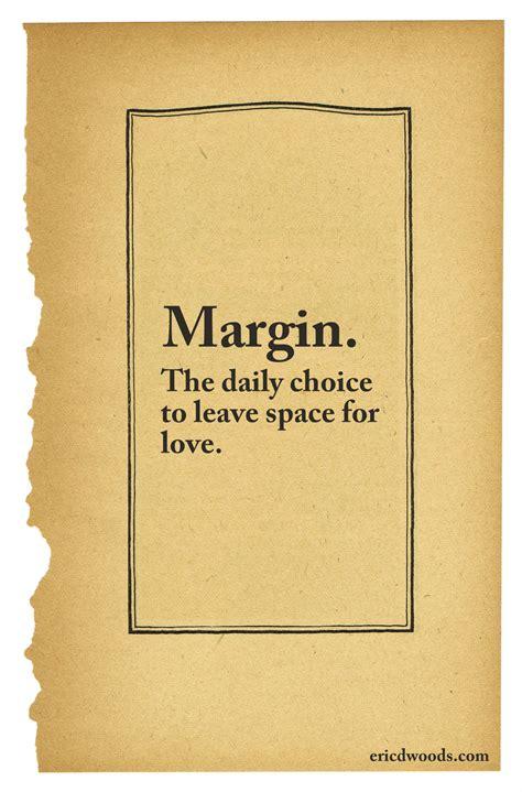 margin eric d woods