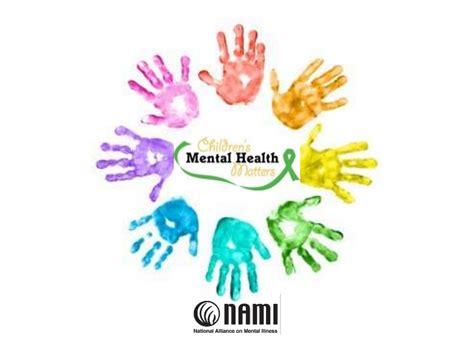 health matters children s mental health matters