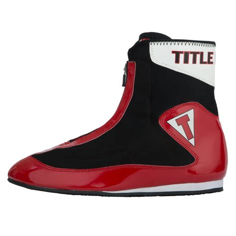 title boxing shoes title enrage mid boxing shoes
