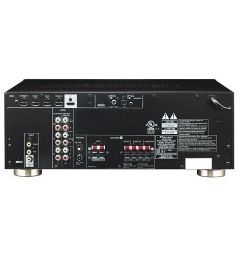 pioneer htp 071 5 1 home theater system by pioneer