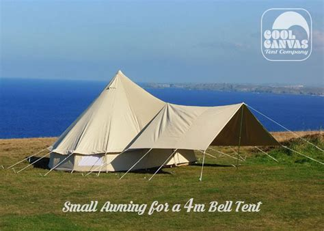 Awning In A Sentence by Cool Canvas Tent Company