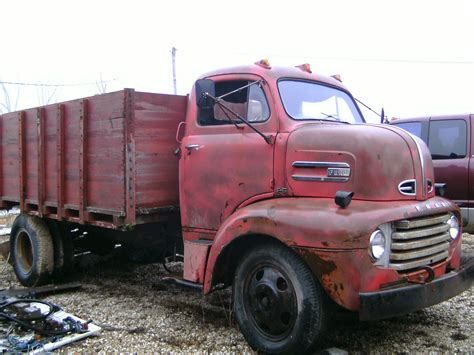 Coe Bata the mysterious quot 1959 ford c 700 cabover quot trucks