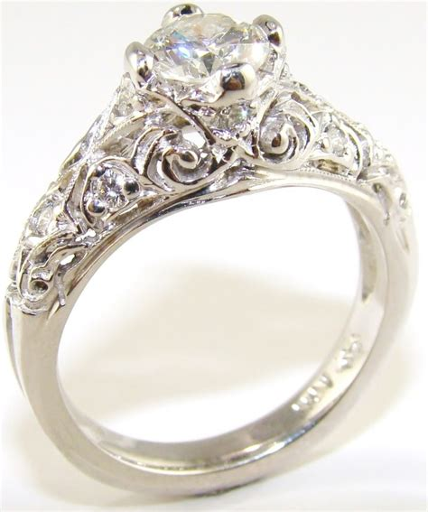 wedding rings vintage style what to about vintage wedding rings wedding