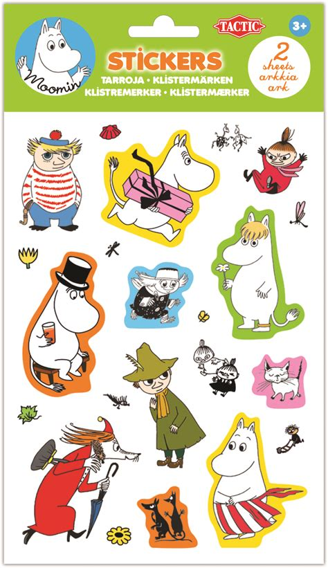 stationery moomin products