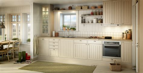 Cottage Kitchen Furniture Kitchens By Marbodal