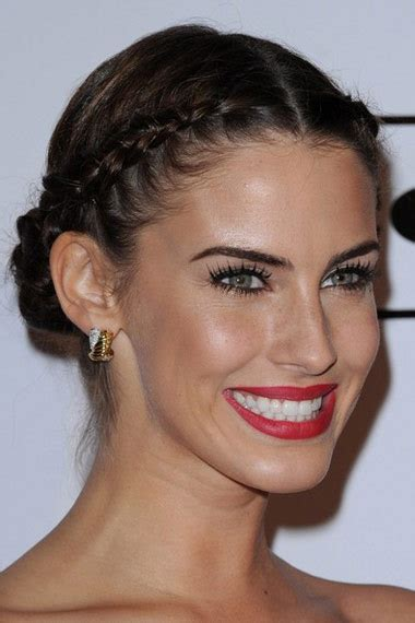celeb updos celebrity s updos is the hot trend this season