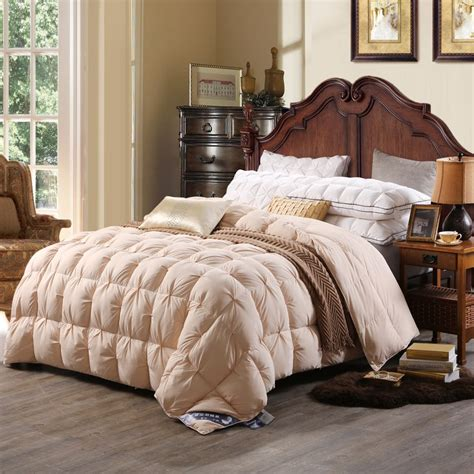high quality comforter high quality polyester white duck down comforter model 3