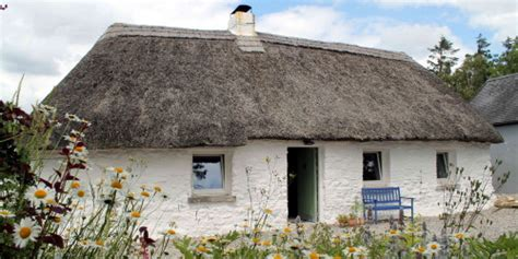 Cottage Restoration Ireland by Thatch Cottage Restoration Tipperary O Neill Architecture
