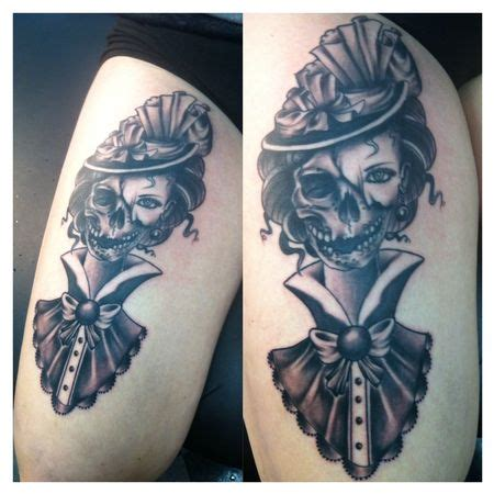 victorian tattoo designs best 10 skull tattoos ideas on sugar