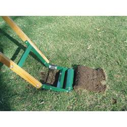 landscape bed edger quail manual kick type sod cutter edger model kt