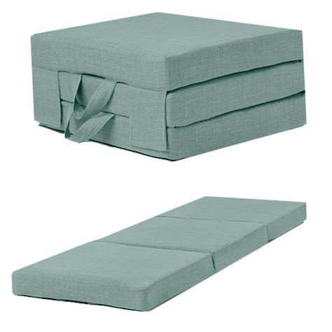 Foldable Single Mattress by Fold Out Guest Mattress Foam Bed Single Sizes