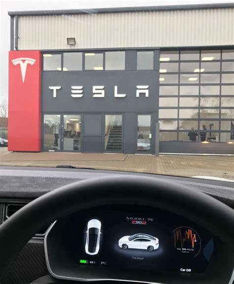 Tesla Address Tesla Milton Keynes Store And Service Centres Gets Ready