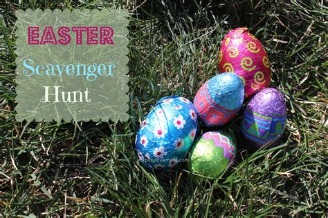 easter scavenger hunt easter scavenger hunt eat play love more