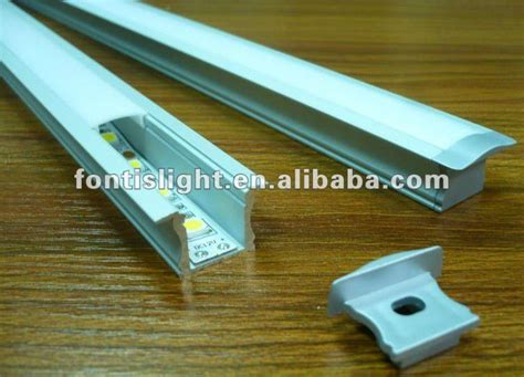 Led Lighting Kitchen Under Cabinet u tipo de perfil de alum 237 nio para arm 225 rio de cozinha