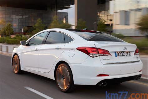 New Hyundai I40 201 by Fotos Exteriores Hyundai I40 Sed 225 N 2015 Km77