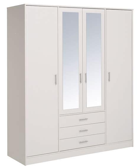 kleiderschrank 5 türig weiß kleiderschrank 4 t 252 ren bestseller shop f 252 r m 246 bel und