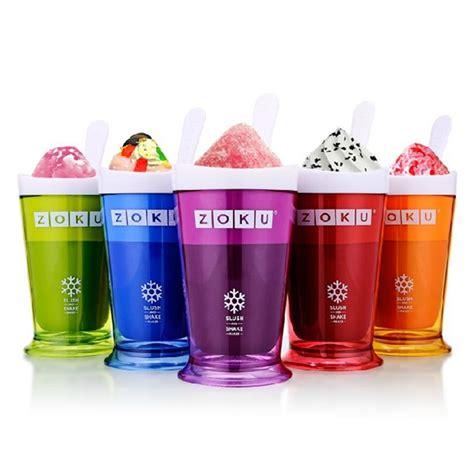 Best Seller Zoku Gelas Pembuat Es zoku smoothie milkshake maker cup gelas pembuat es green jakartanotebook