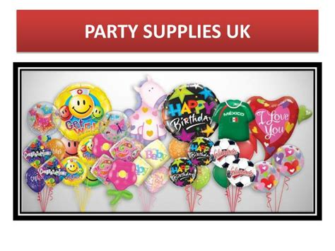 Cheap Birthday Decorations Uk by Ppt Cheap Supplies Supplies