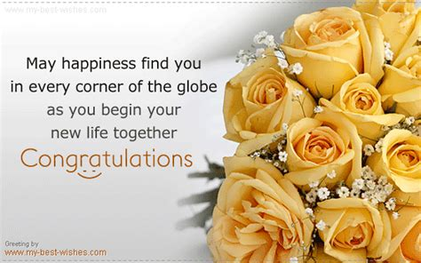 Wedding Greetings by Wedding Wishes Greetings Send Wedding E Card Wish