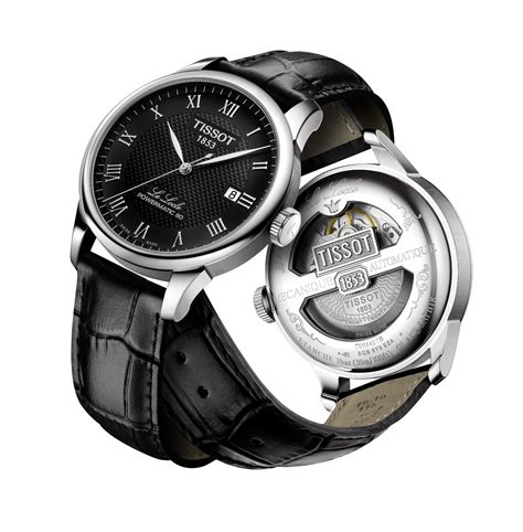 tissot le locle t006 407 16 053 00 mens anytime