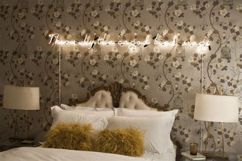 decor trend to watch neon signs and how to get the look for less stylecaster