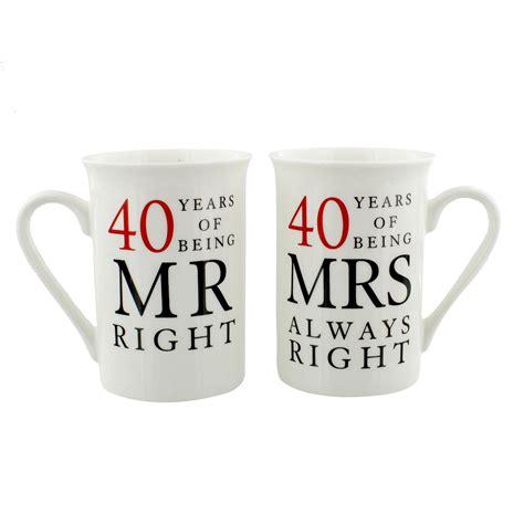 40th Wedding Anniversary Gift Ruby by 40th Ruby Wedding Anniversary Gifts Gift Ftempo