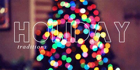 holiday traditions kory woodard