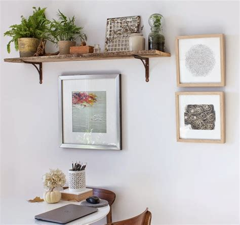Wall Plant Shelf by Diy Plant Shelf Refreshed Designs