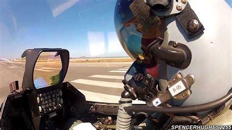 Helmet United F22 Diskon gopro cockpit f 16c fighting falcon take