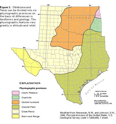texas great plains map ha 730 e regional summary text