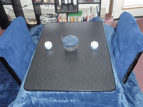 best heated table traditional japanese heated table kotatsu is best