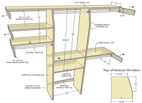 how to make closet organizer system diy built in closet systems home sweet home