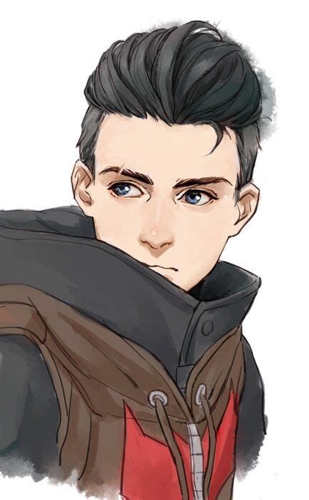 anime hairstyle quiz male day 8 jasontodd comics amino