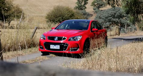 day holden and 2016 holden commodore ss v redline review day