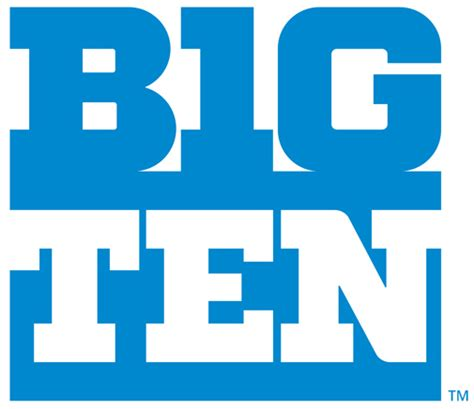 big fans logo why do sports fans the big ten s smart