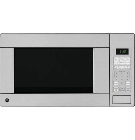 ge jes1142spss 1 1 cu ft stainless steel countertop
