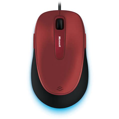 microsoft comfort mouse 4500 microsoft comfort mouse 4500 red 4fd 00013 b h photo video