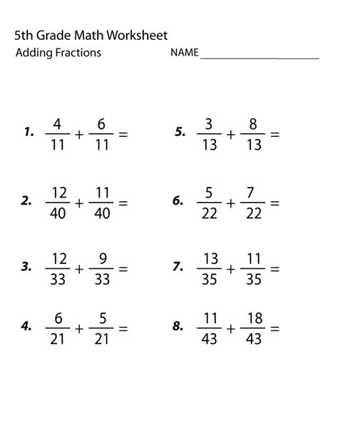printable worksheets for 5th grade free 5th grade math worksheets 5 grade math 5th grade