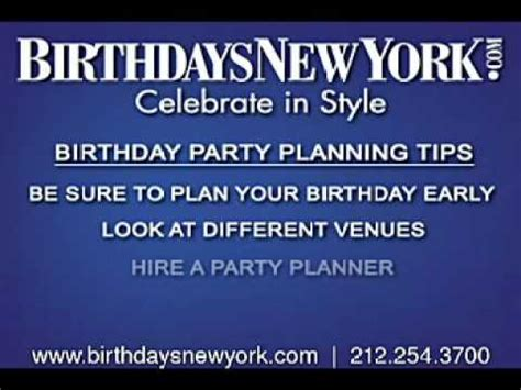 21st birthday ideas and planning tips