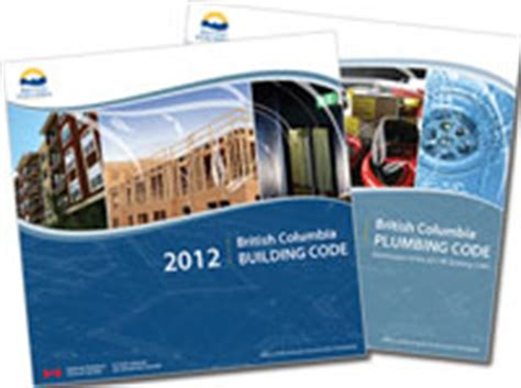 Bc Plumbing Code by Crown Publications Catalogue Bc Building And