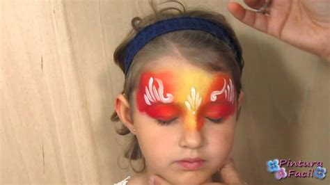 como pintar la cara para halloween como pintar la cara face painting ideas maquillaje para