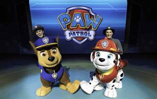 paw patrol live coming nottingham win tickets newby tribe