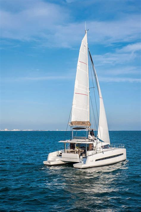 bali catamaran greece catamaran charter in greece nautilia yachting bali 4 3