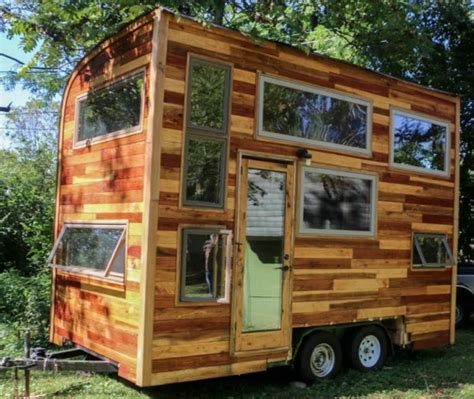 music house studios traveling musician builds music studio tiny house