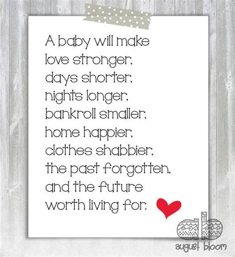 baby poems for baby showers cool baby shower ideas page 2 of 3 unique baby shower