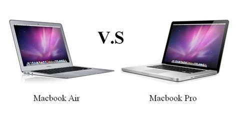macbook pro or air which is better macbook pro vs air which is better iosorchard