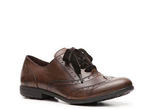 womens oxford shoes dsw born kika oxford dsw