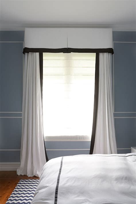 black and white bedroom curtains black and white curtains transitional bedroom diane